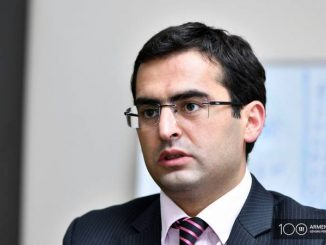 Hakob Arshakyan, Ministr, High Technological Industry, Armenia