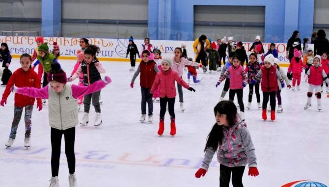 skating, Yerevan, Rodnina